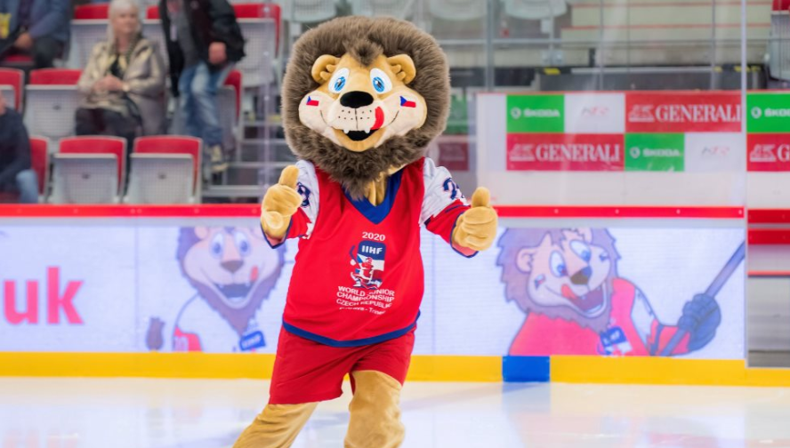 Lions Tuk and Puk named mascots of 2020 IIHF World Junior Championship