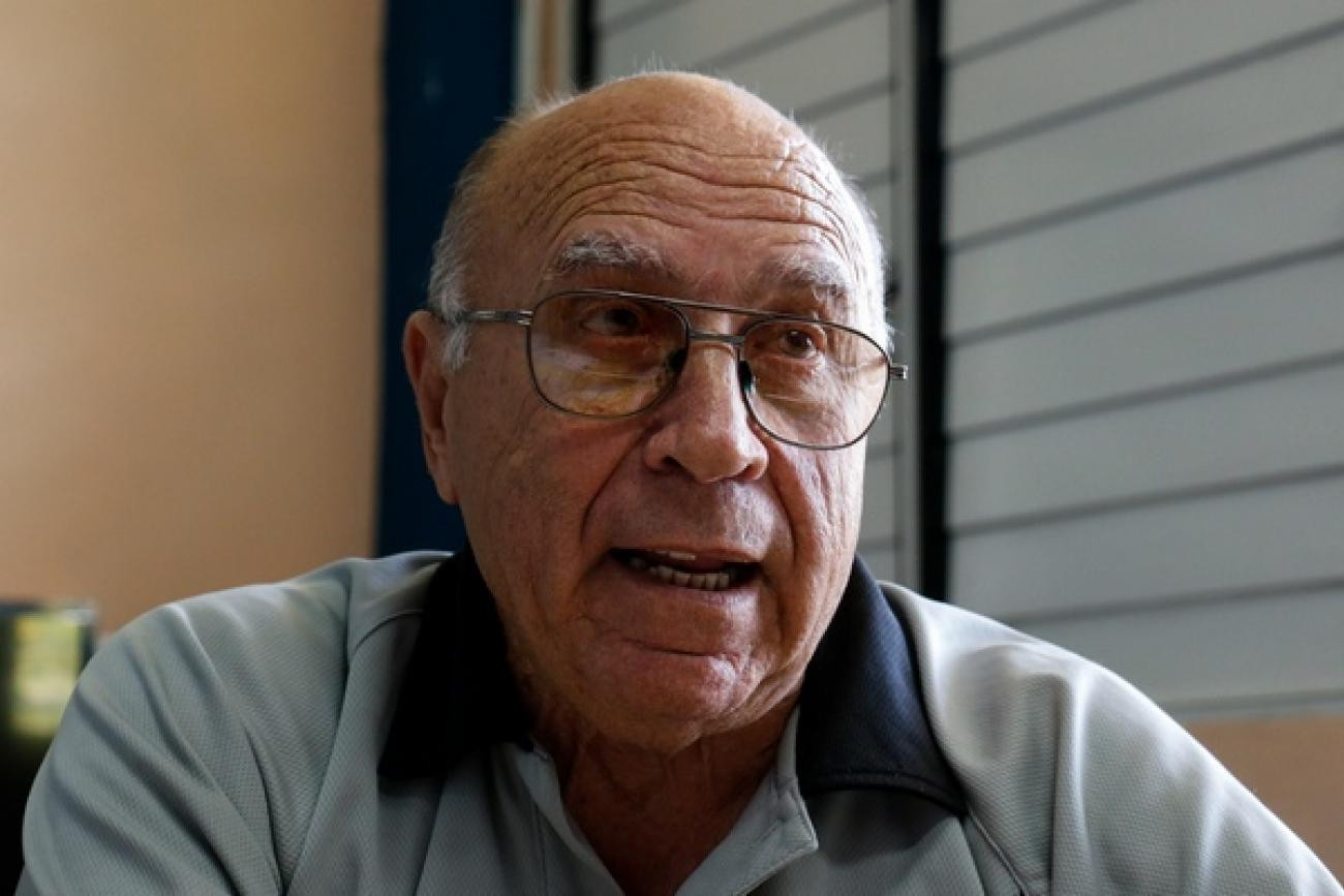Cuban wrestling great Rolle Fernández passes away