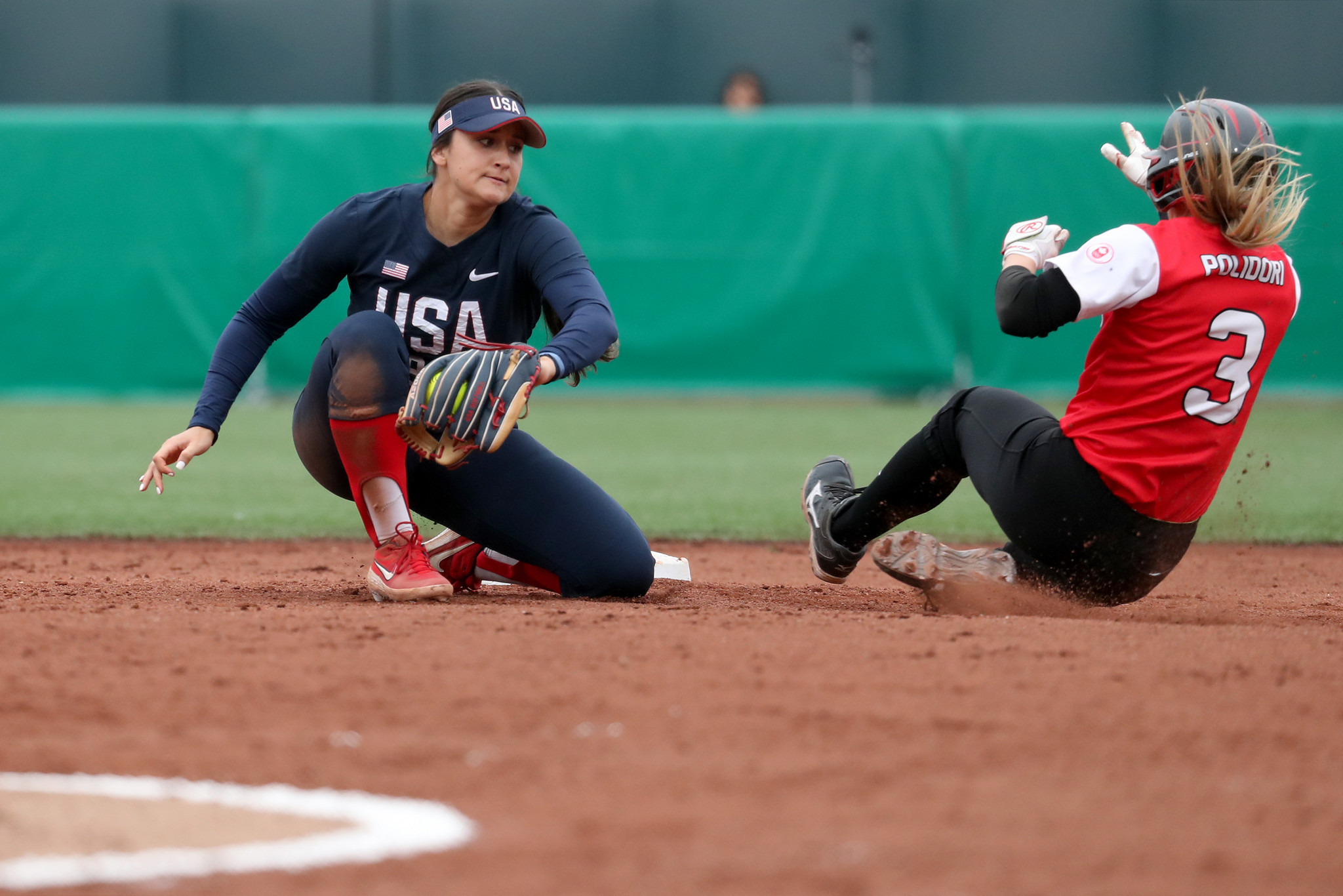 Softball is returning to the Olympics following its axing after Beijing 2008 ©Getty Images