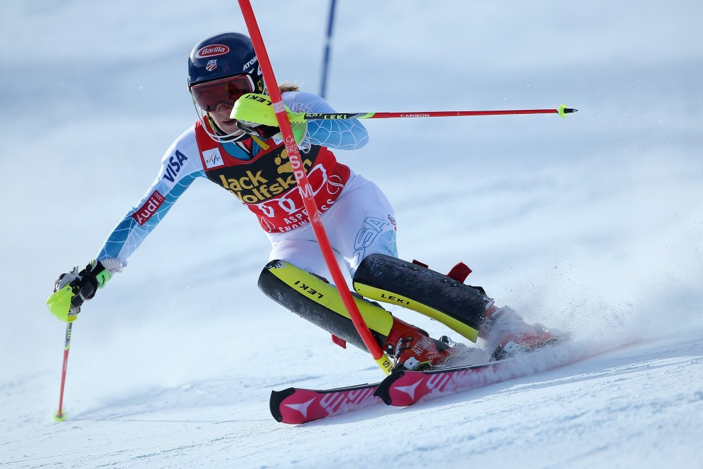 Shiffrin and Svindal ski to second wins at FIS World Cup