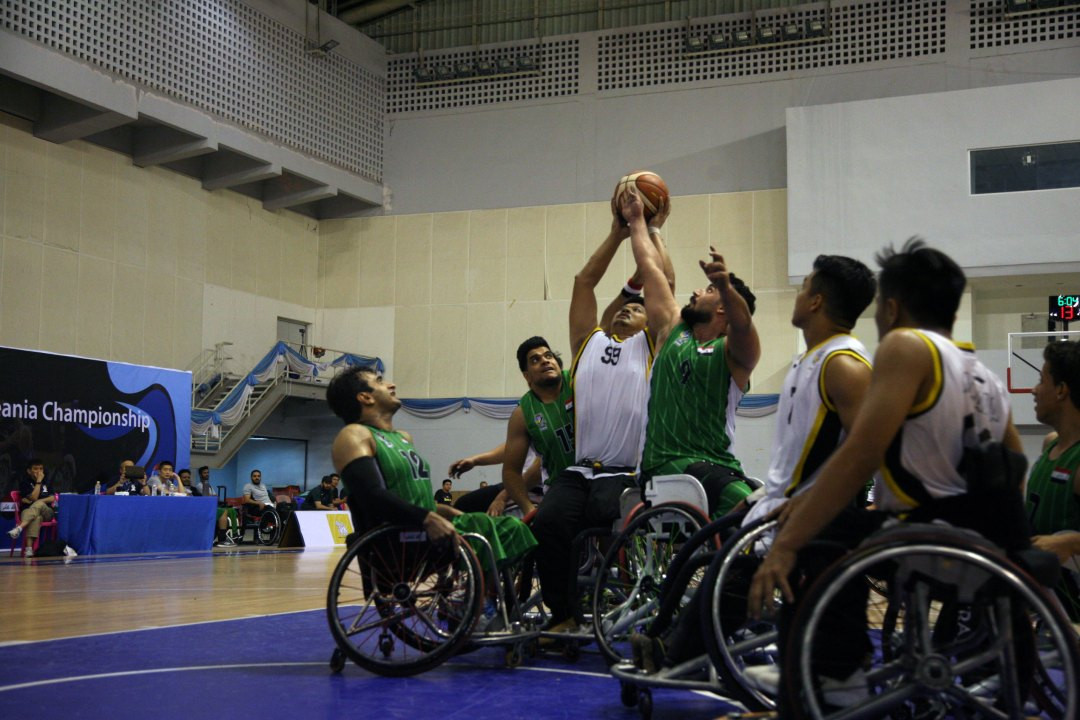 Saudi Arabia and Malaysia reach men's quarter-finals as race for Tokyo 2020 continues at IWBF Asia Oceania Championships
