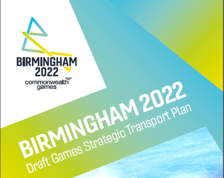 Final submissions sought on draft strategic transport plan for Birmingham 2022