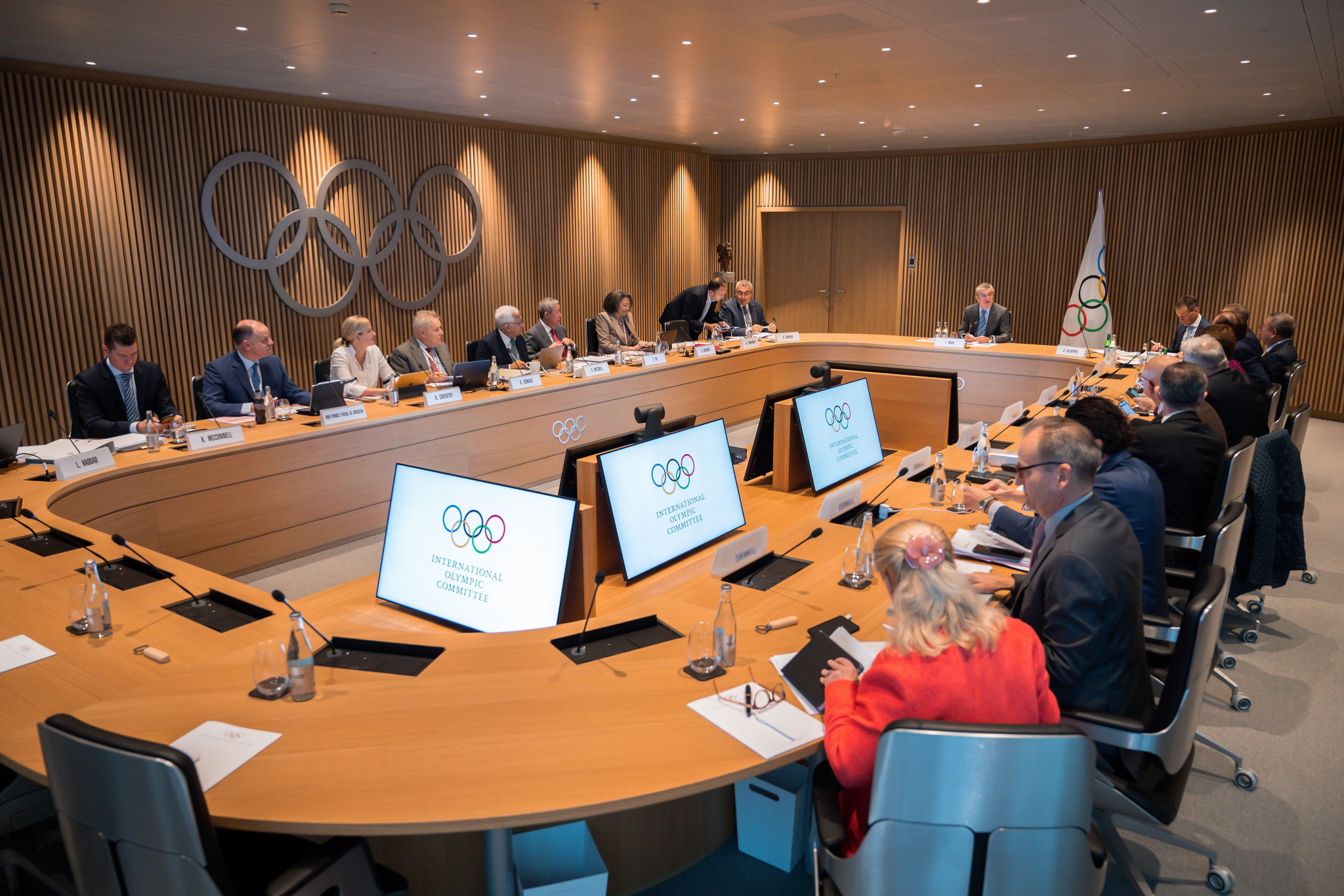 IOC claim over 20,000 samples could be stored as part of long-term programme