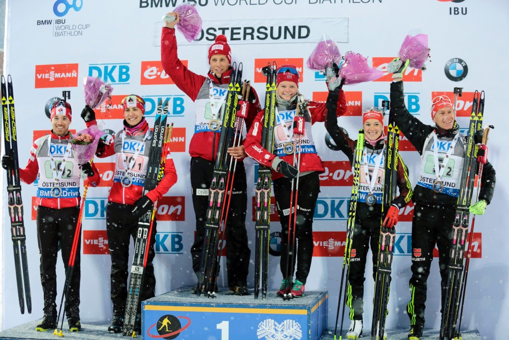 Norway double up as IBU World Cup season begins