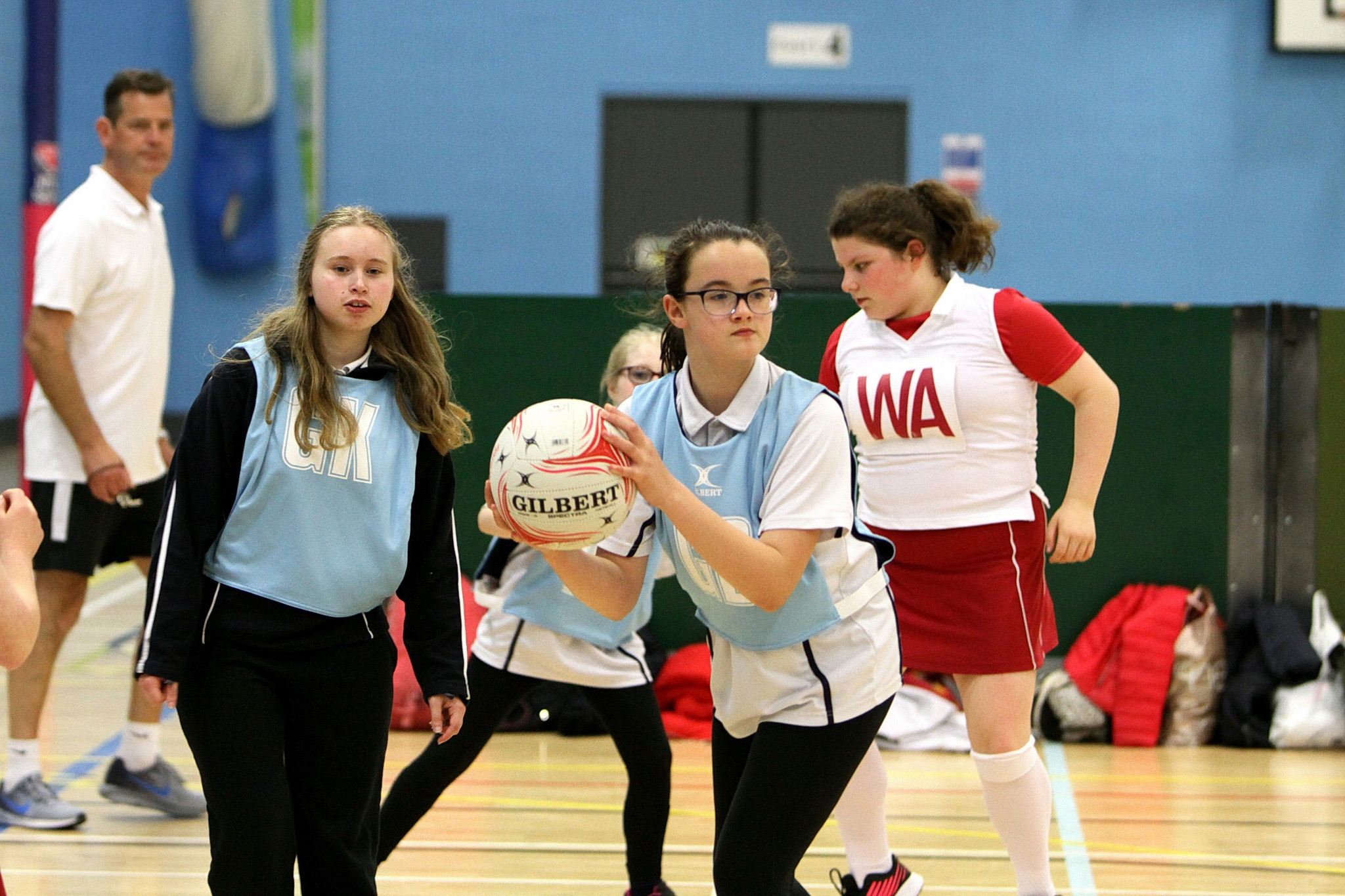 England Netball has announced the launch of its new disability strategy ©England Netball