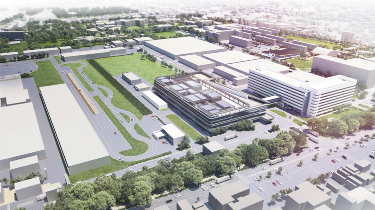 Bridgestone announce plans for Innovation Park to further commit to Tokyo 2020 legacy