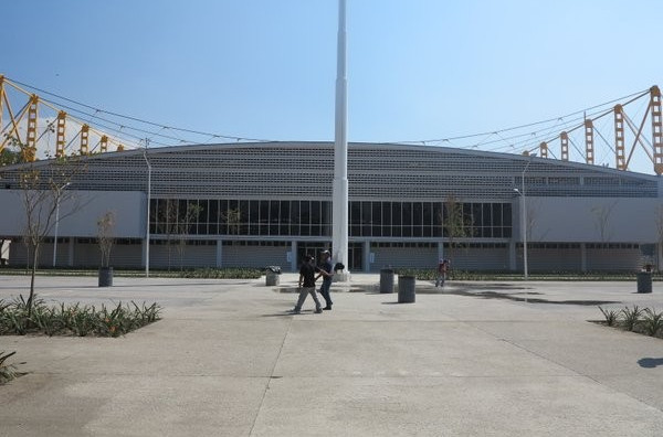 Taekwondo Grand Prix and World Cup Final location shifted to Mexico City 1968 Olympic venue