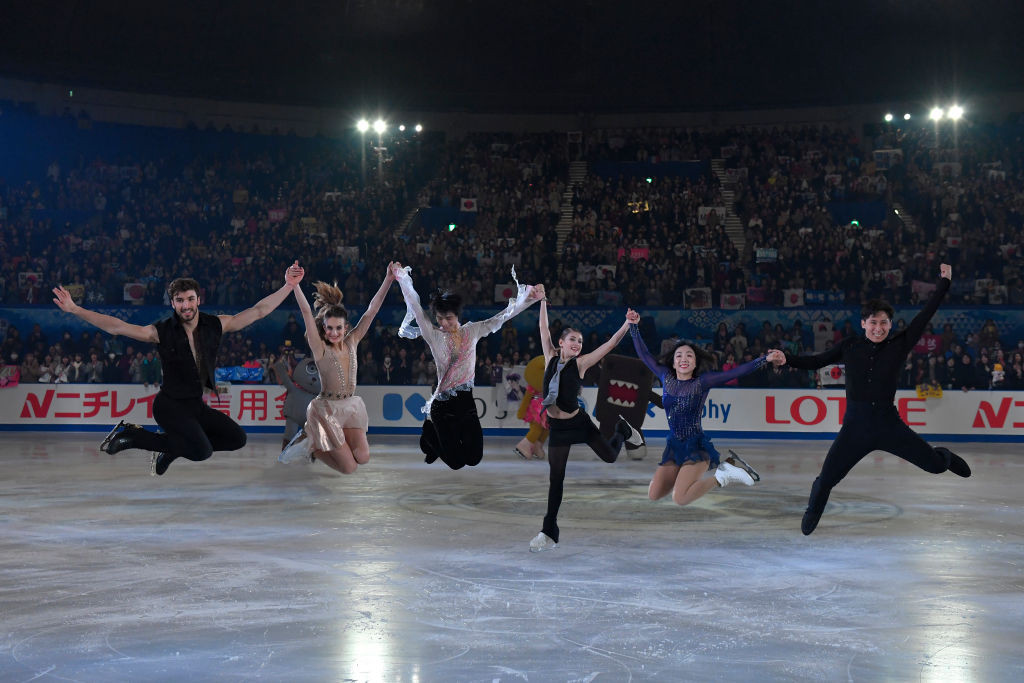 Top stars descend on Turin for ISU Grand Prix of Figure Skating Final
