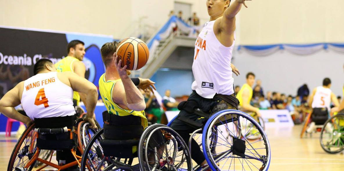 Tokyo 2020 places are on offer in Pattaya ©IWBF