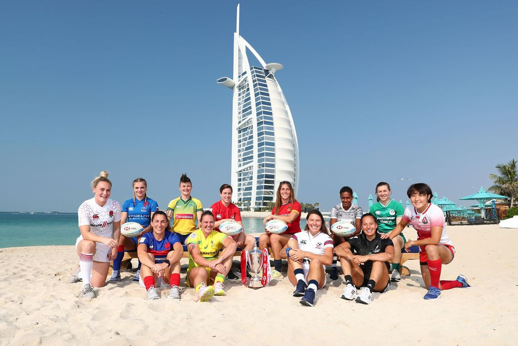 World Rugby Women's Sevens Series set to continue in Dubai