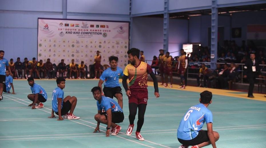 India won both kho kho gold medals ©South Asian Games