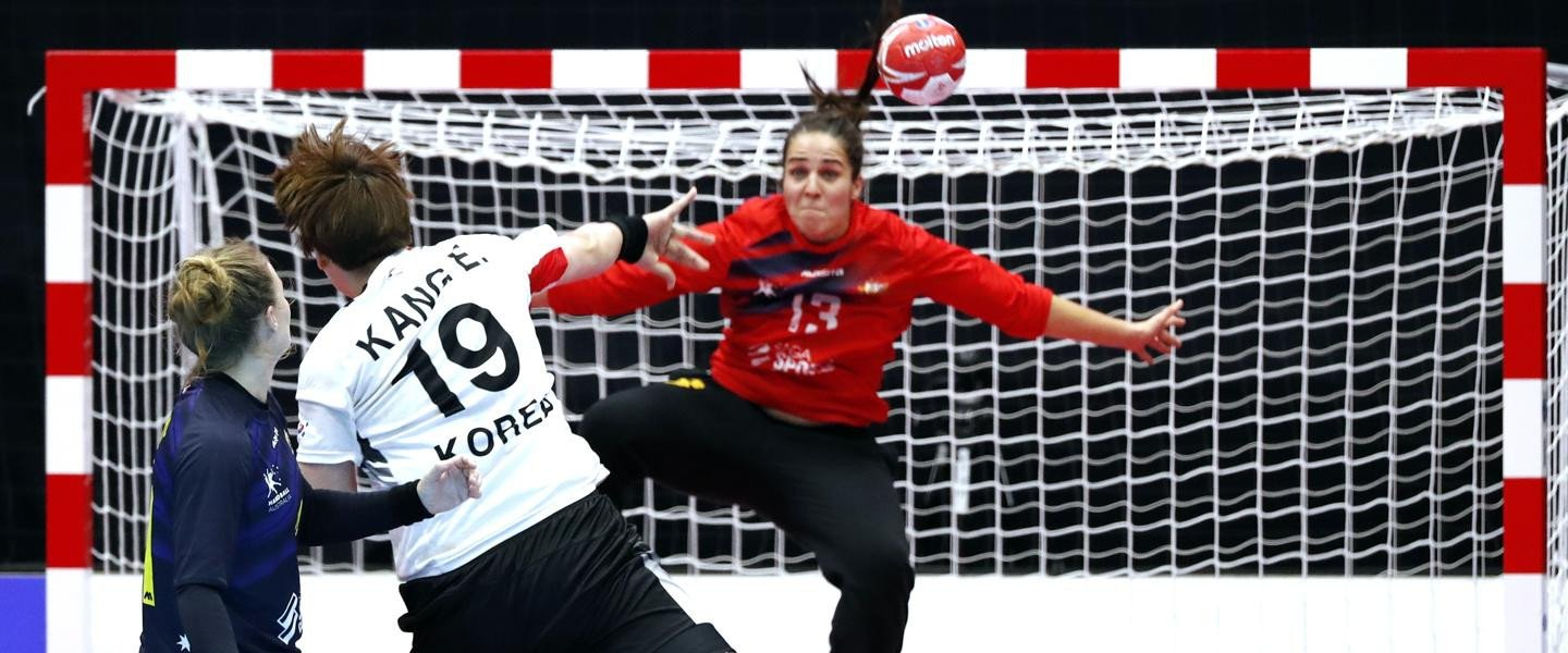 South Korea beat Australia today at the IHF Women's World Championship in Japan ©IHF