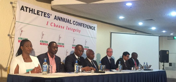 Doping could be criminalised in Kenya, top athletes warned at conference