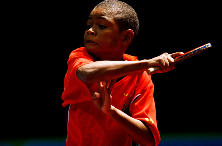 Yoshua Shing competed at the 2006 Commonwealth Games in Melbourne as a 12-year-old and says the Cyclone Pam disaster has put his career into perspective