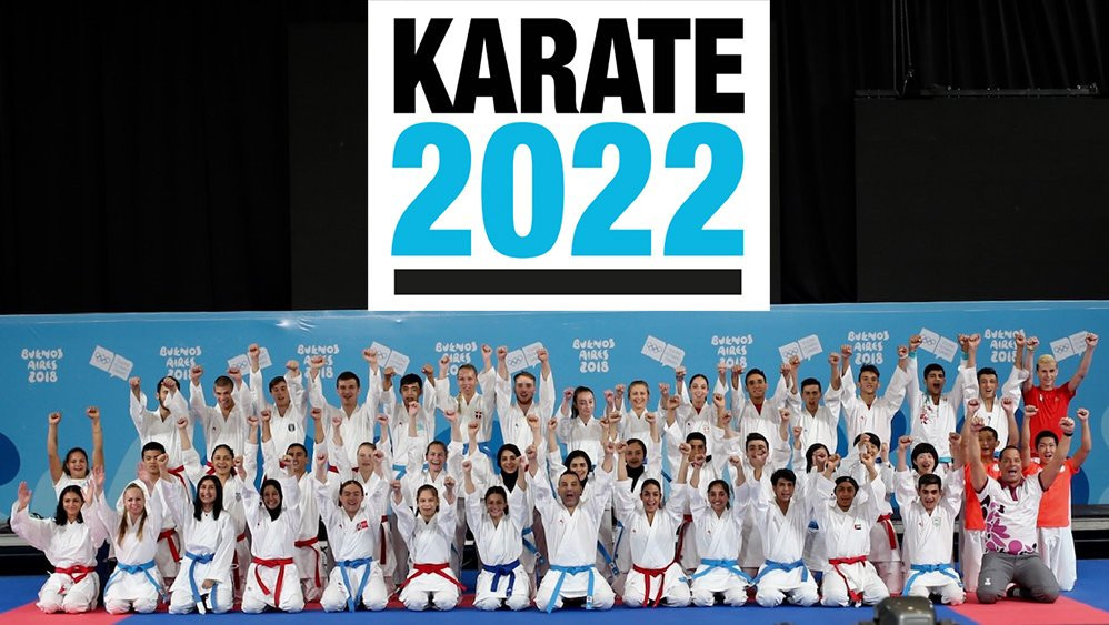 The WKF has welcomed the inclusion of karate at Dakar 2022 ©WKF