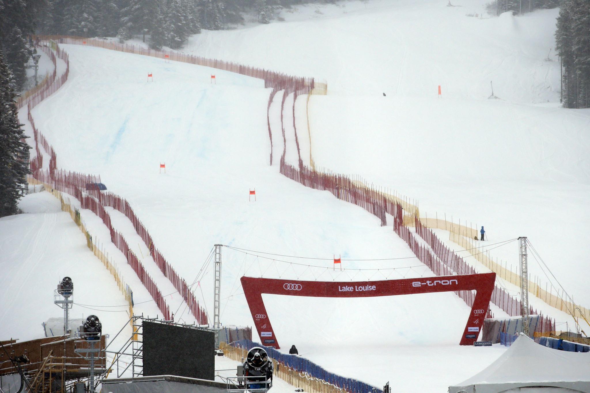 Women's FIS Alpine Ski World Cup season continues in Lake Louise