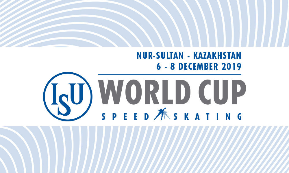 Nur-Sultan ready to host third leg of ISU Speed Skating World Cup