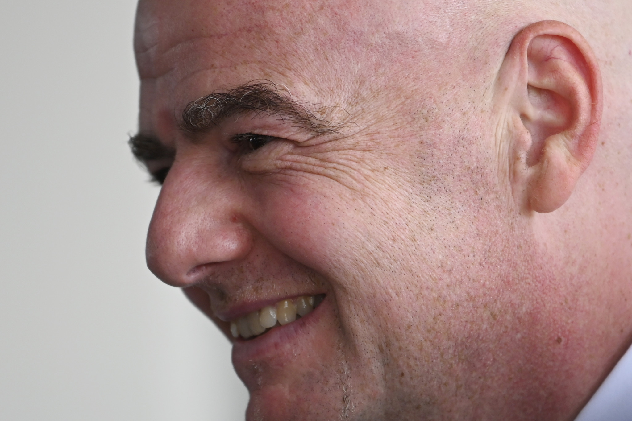Infantino proposed for IOC membership but conflict of interest prevents place for Coe
