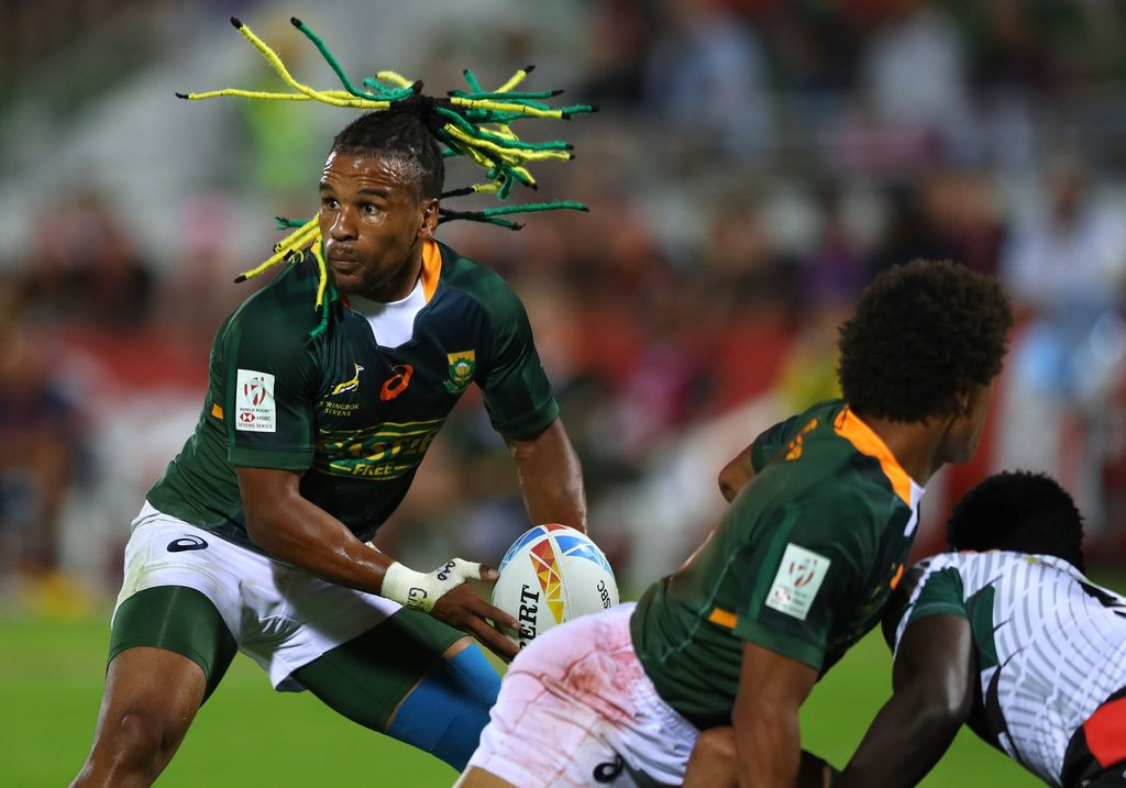 Fiji, South Africa and US survive scares at World Rugby Seven Series opener in Dubai