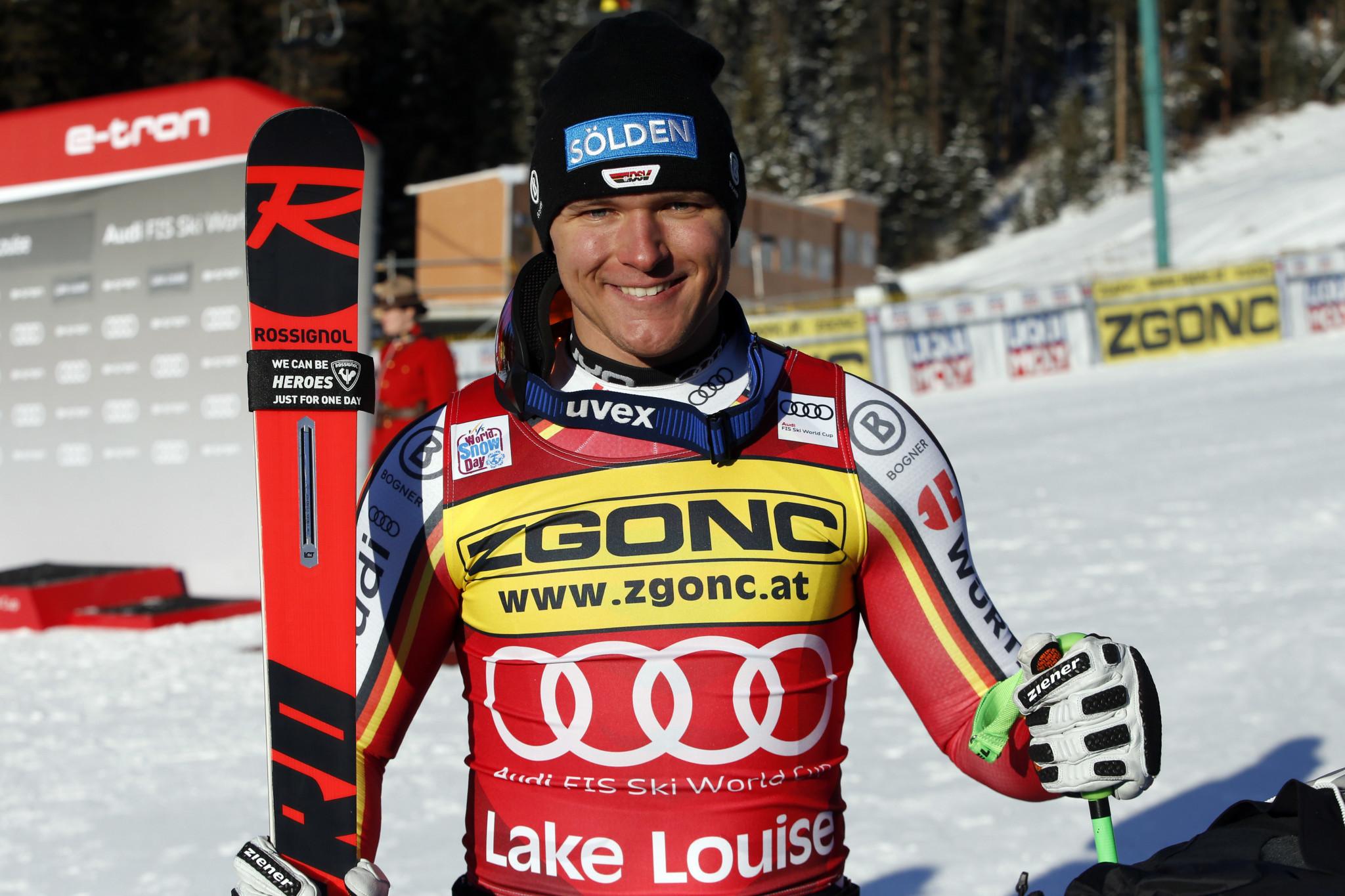 Dressen returns to crash site at Beaver Creek for FIS Alpine Ski World Cup