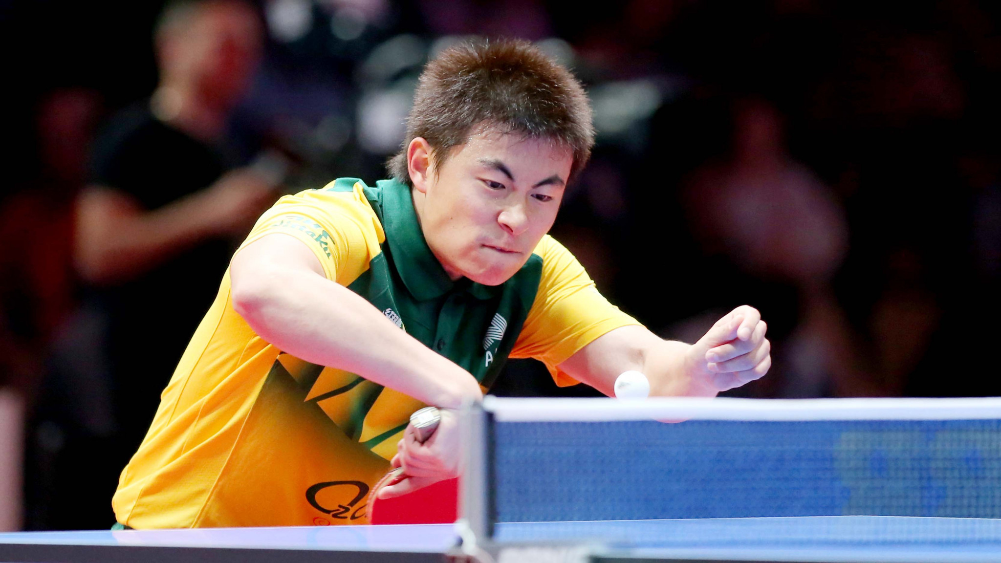 Australia are the favourites at the ITTF Oceania Tokyo 2020 team qualification tournament ©ITTF