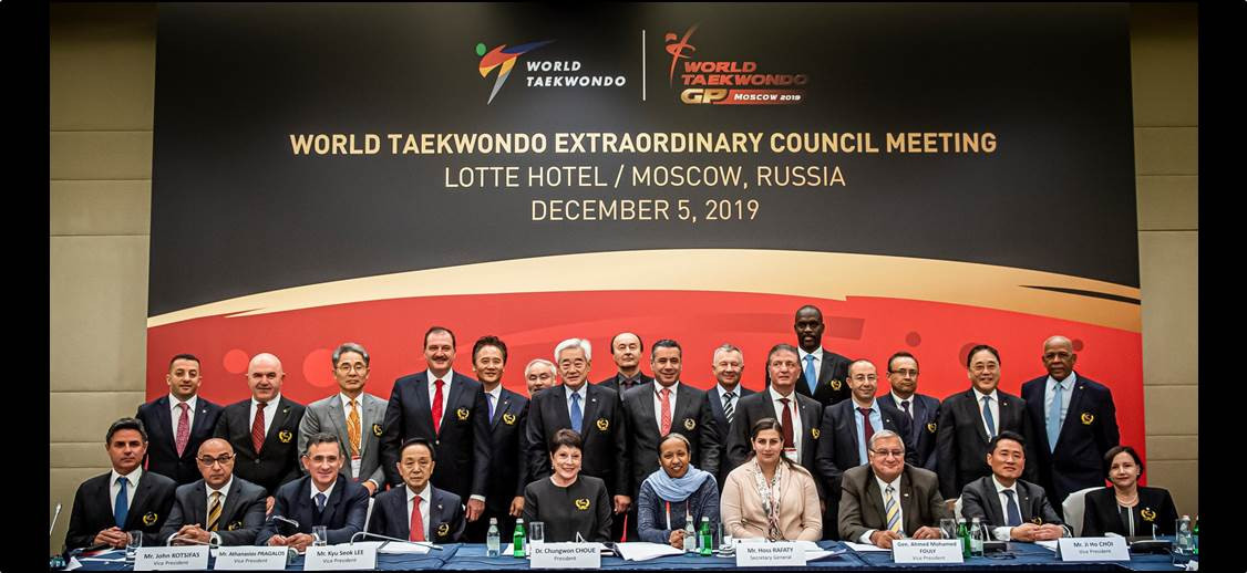 World Taekwondo move to strengthen governance, athlete welfare and anti-doping policies