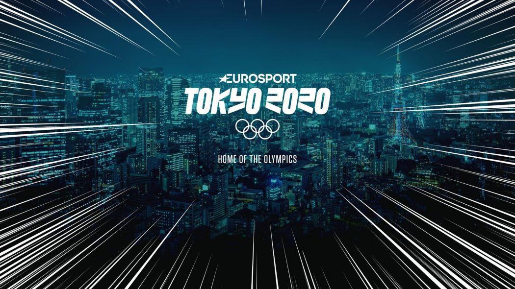 Eurosport is continuing its commitment to Olympic coverage by becoming the official broadcaster of Tokyo 2020 in France ©Eurosport