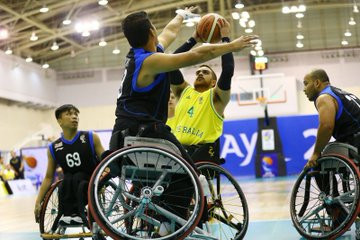 Australia through to both finals at IWBF Asia Oceania Championships