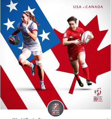 United States power on at World Rugby Women's Sevens Series in Dubai