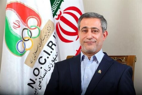 Keykavous Saeidi has been appointed the new secretary general of the National Olympic Committee of the Islamic Republic of Iran ©Iran NOC