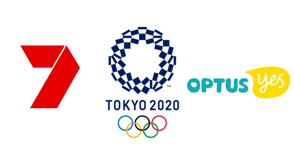 Seven will team up with Optus to broadcast Tokyo 2020 in 4K ultra-high-definition ©Seven West Media