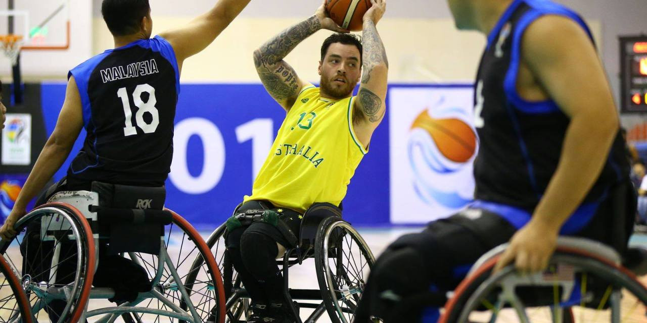 Australia defeated South Korea 62-45 in the final of the IWBF Asia Oceania Championship ©IWBF