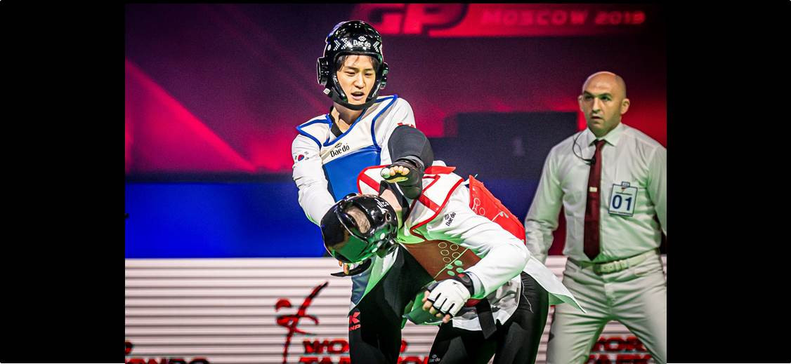 South Korea won two golds on the final day of the World Taekwondo Grand Prix Final in Moscow ©World Taekwondo