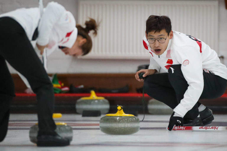 China and South Korea secure 2020 World Mixed Doubles Curling Championship spots