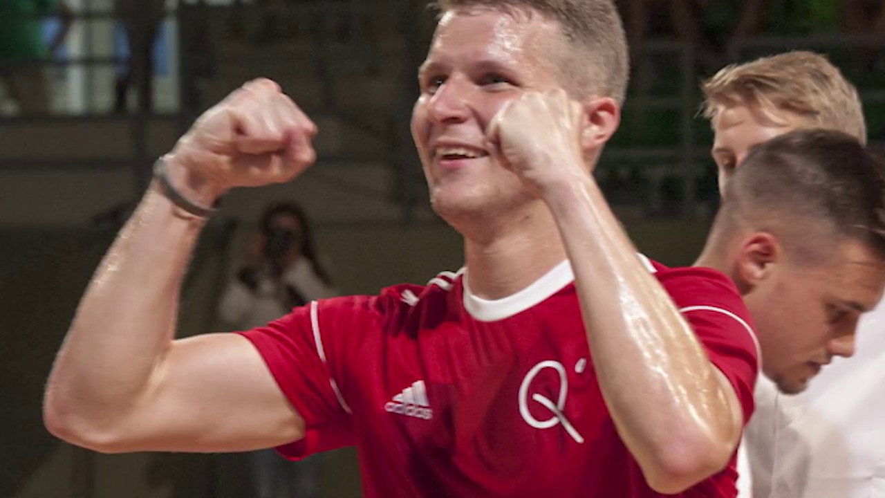 Double teqball world champion Blázsovics sets sights on defending at least one title