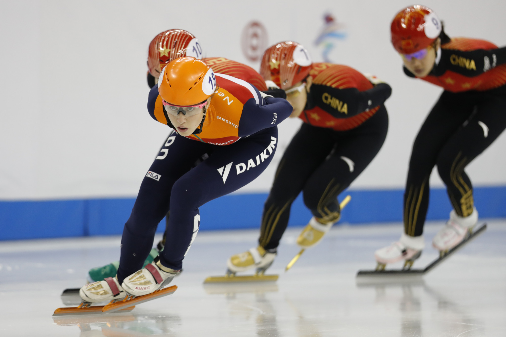 Schulting wins gold and silver on final night of ISU Short Track World Cup in Shanghai
