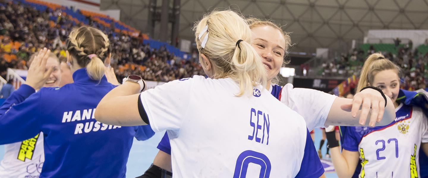 Russia ramp up challenge for IHF Women's Handball World Championship title