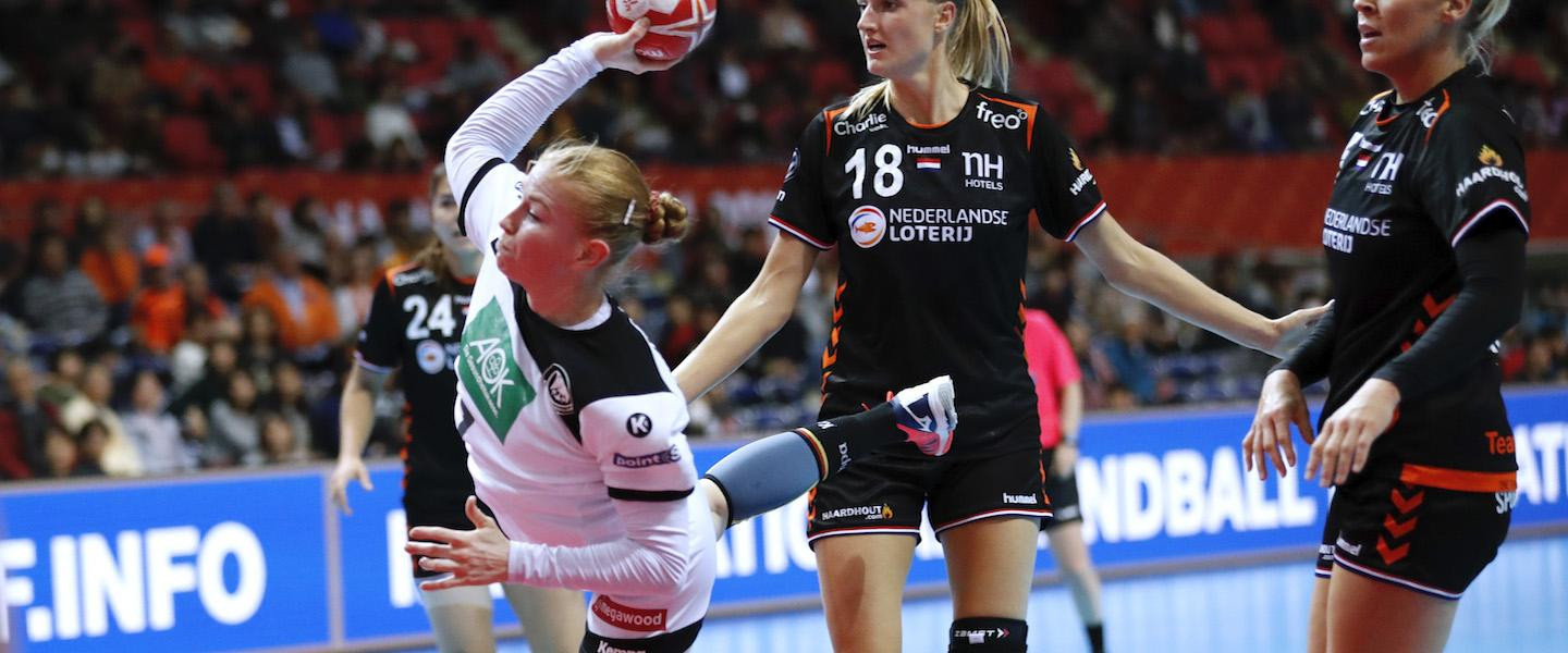 Germany moved top of Group I by defeating The Netherlands today at the IHF Women's World Championship in ©IHF