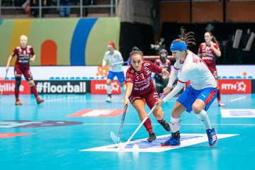 Czech Republic open Women's World Floorball Championships campaign with win