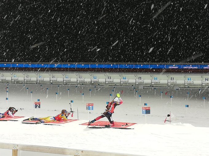 Norway complete relay double at IBU World Cup in Östersund
