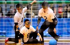 Japan reach IBSA Goalball Asia-Pacific Championships semi-final despite thrashing from Iran