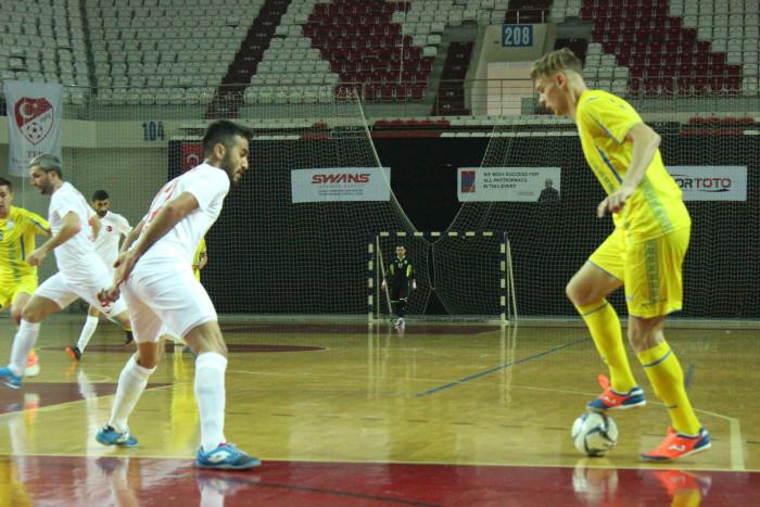 Ukraine defeated Turkey 3-0 at the IBSA Partially Sighted Football World Championship ©IBSA