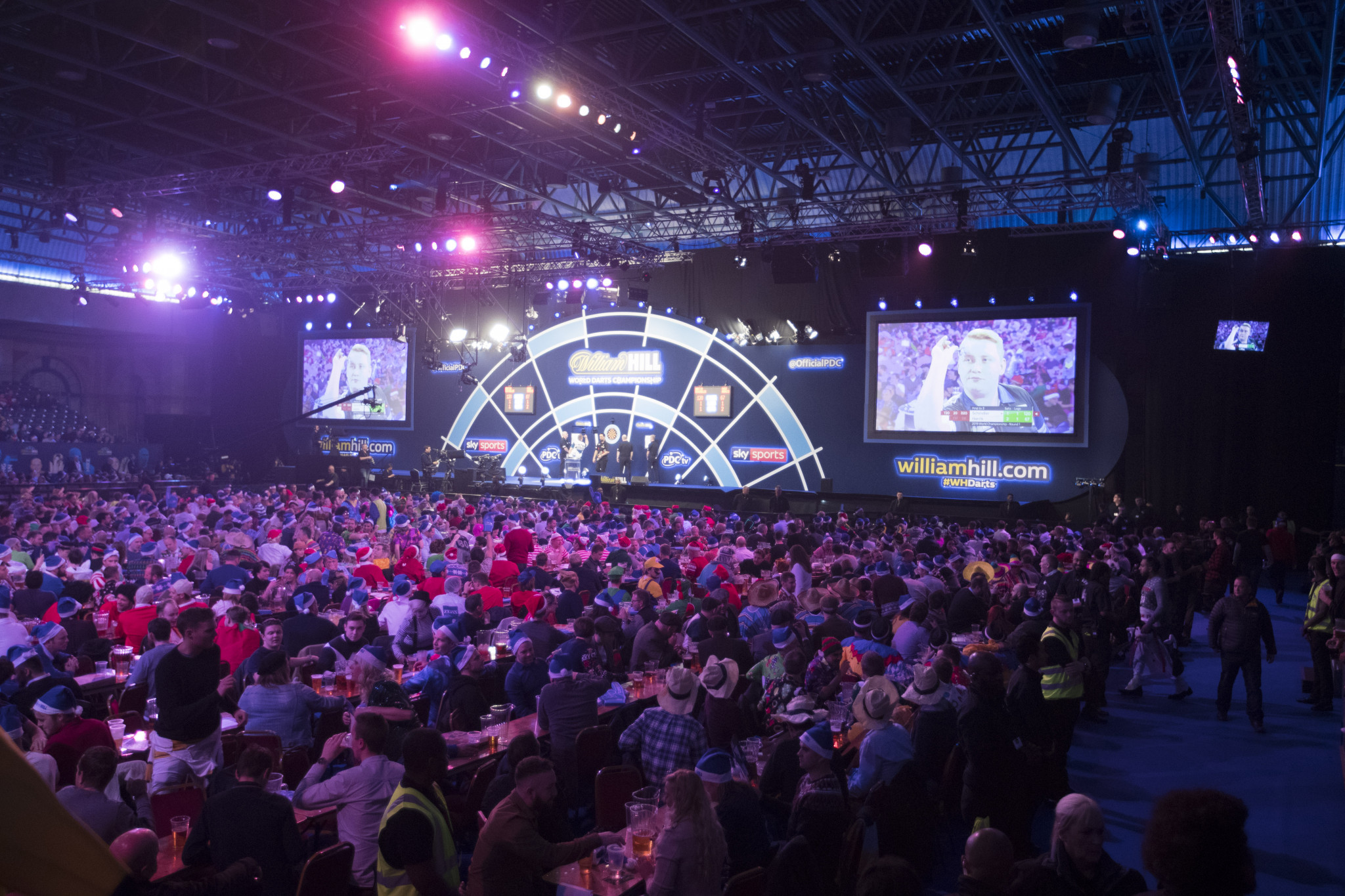 Moves within the WDF have brought the possibility of top flight darts being at the Olympics a little closer ©PDC