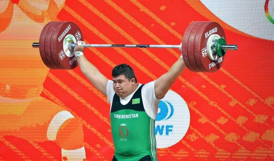 Hojomuhammet Toychyyev could win Turkmenistan's first Olympic medal in any sport at Tokyo 2020 ©YouTube