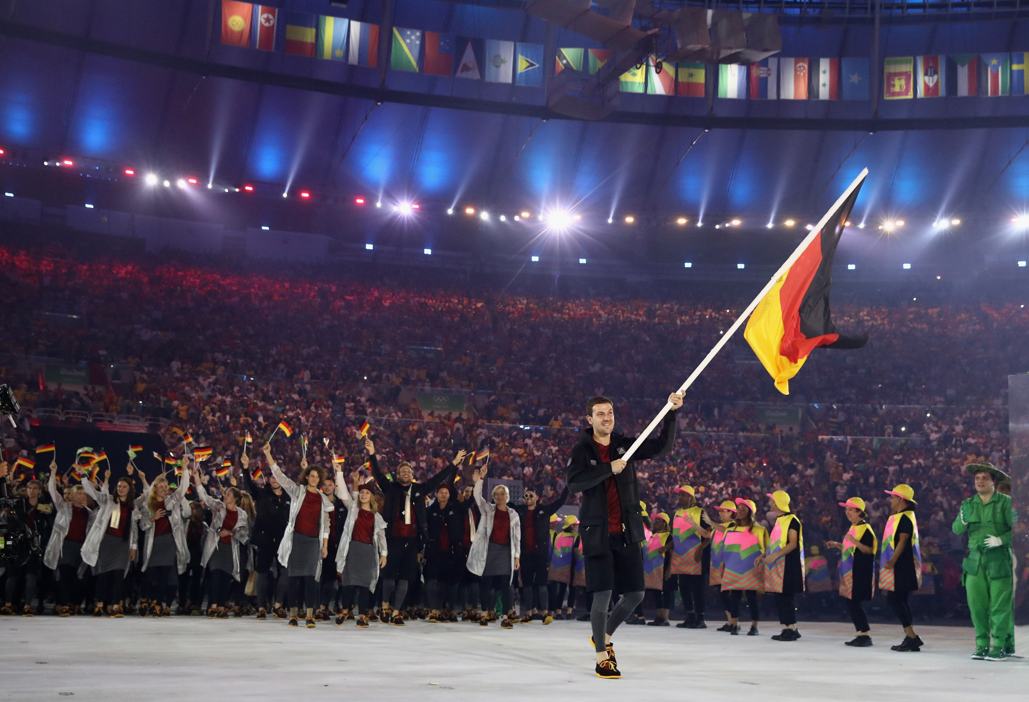 Germany's preparations for next year's Olympic and Paralympic Games in Tokyo were discussed at the General Assembly ©Getty Images