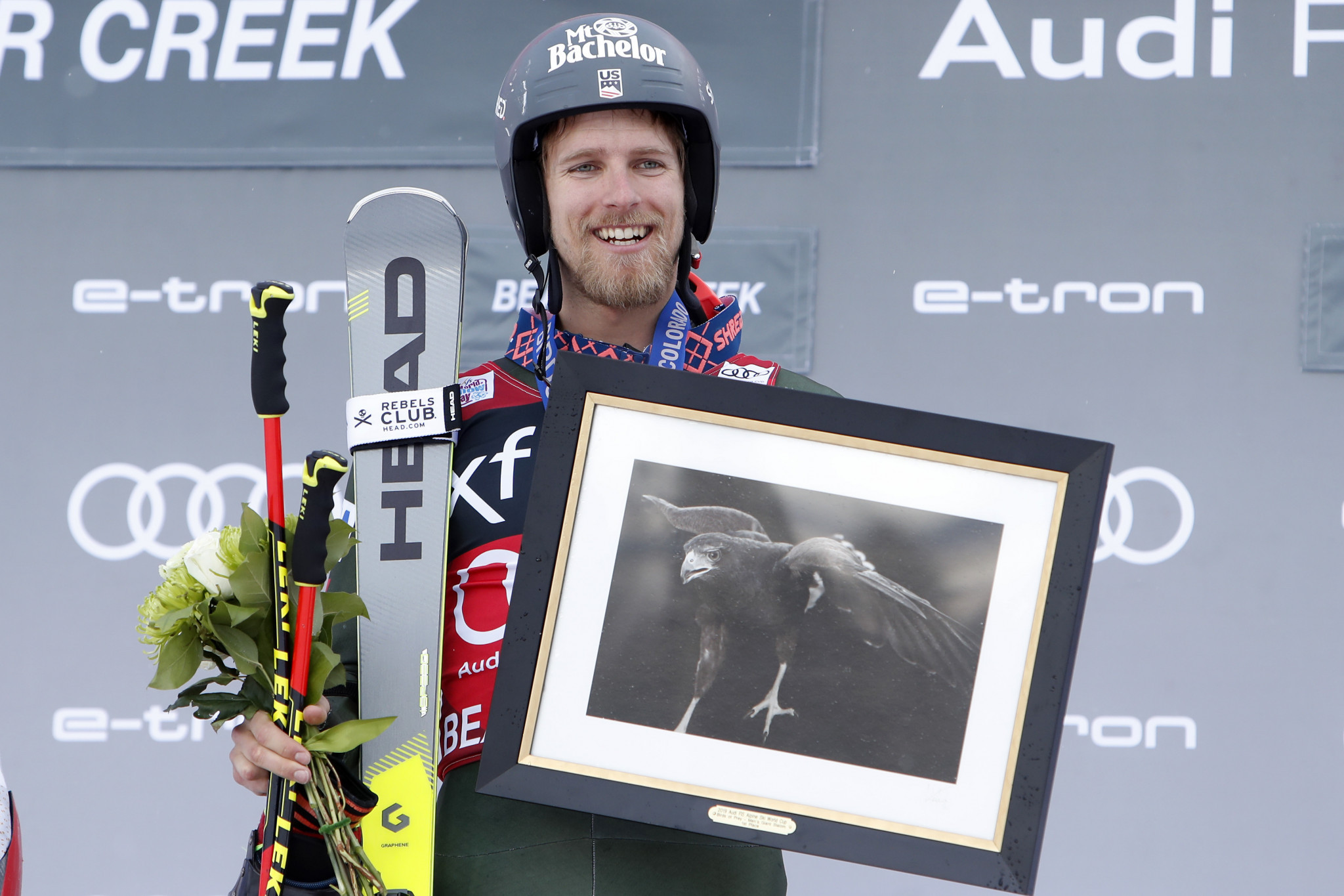 Ford claims first FIS Alpine Skiing World Cup victory in Beaver Creek