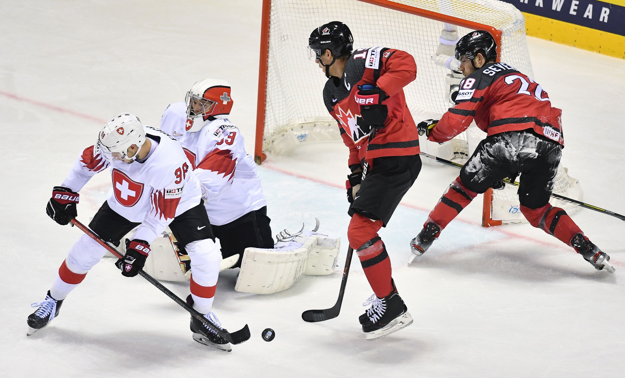Tickets for the 2020 IIHF World Championship have gone on sale ©Getty Images