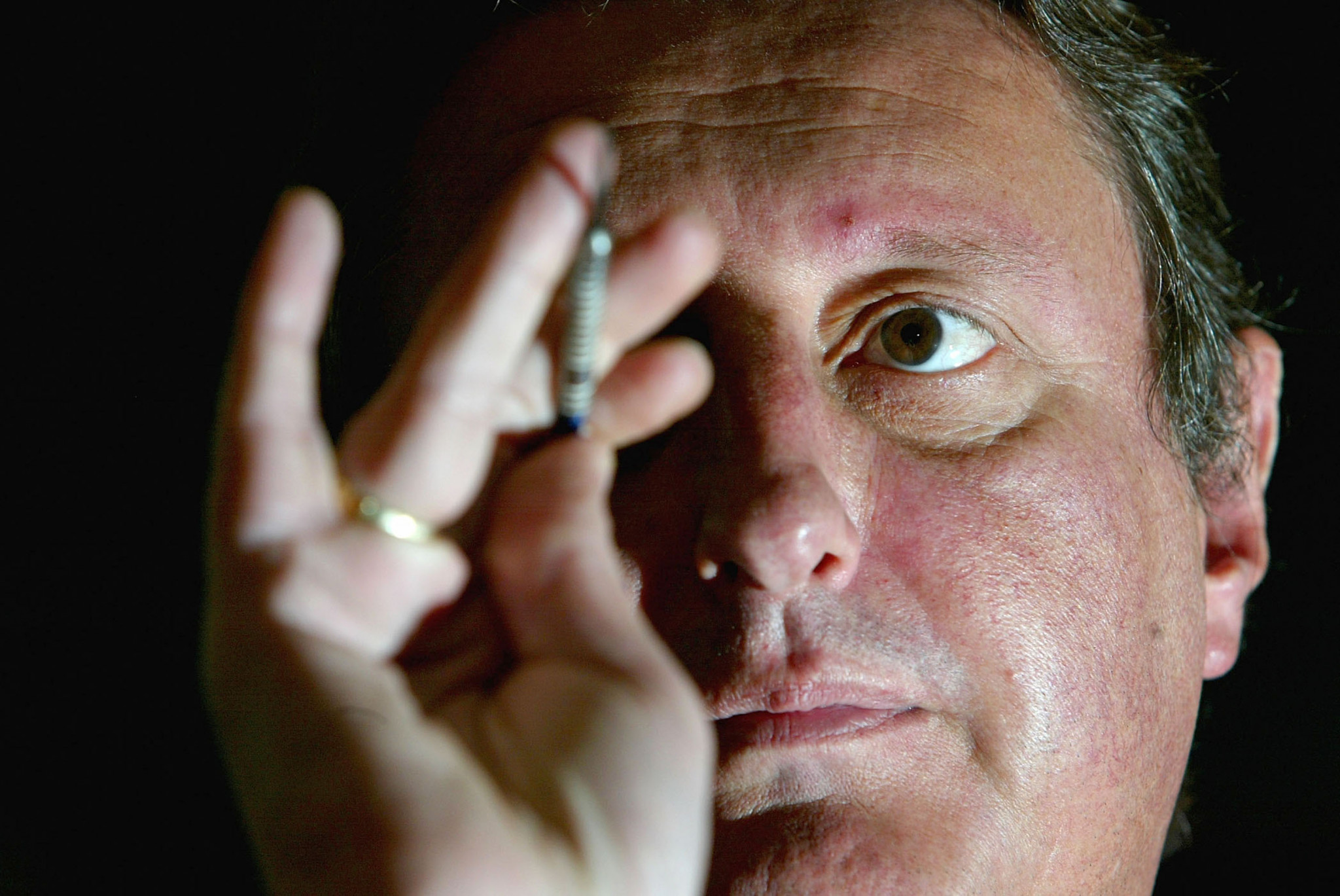 The dainty style that took Eric Bristow to five world darts titles and established him as a legendary figure ©Getty Images