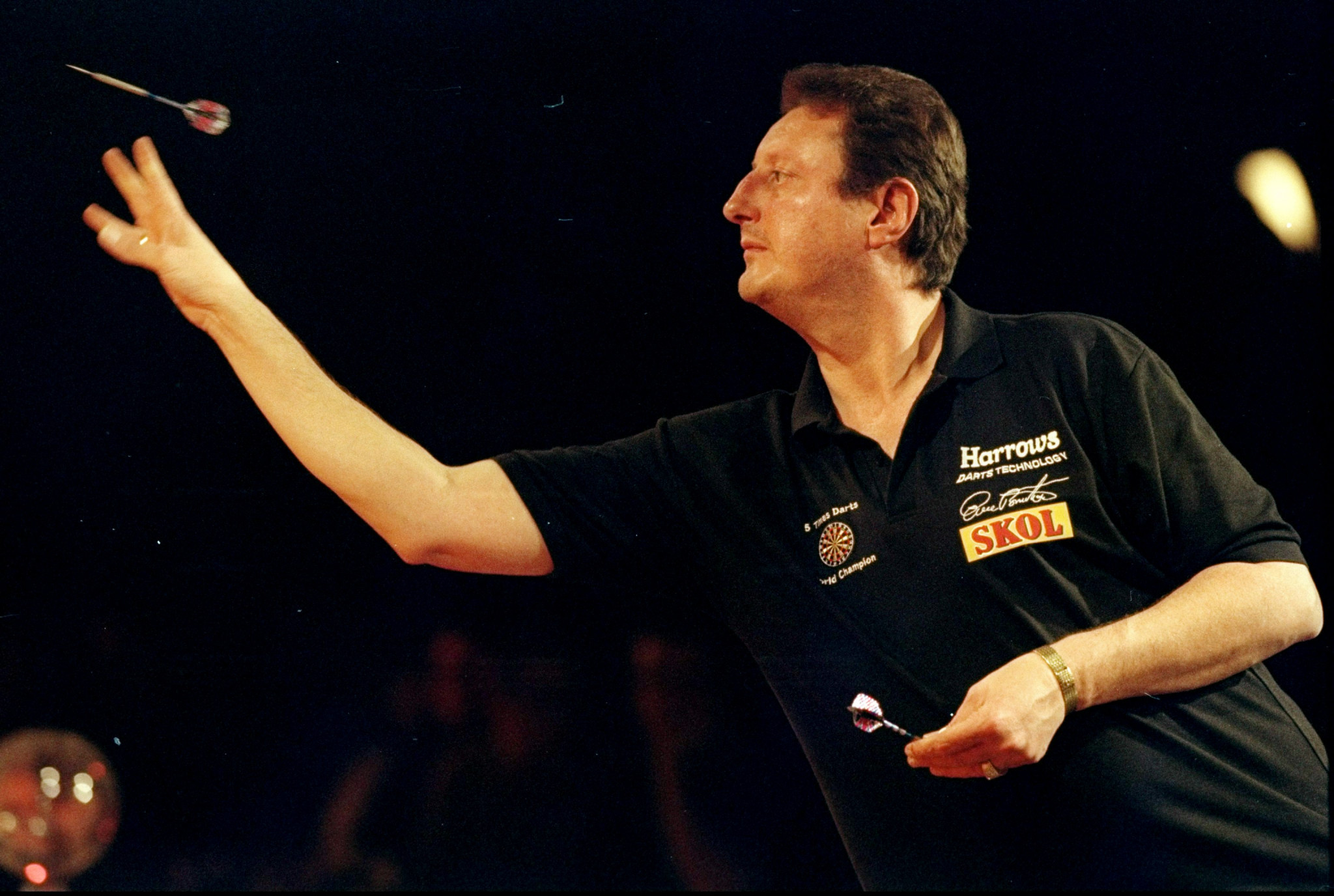 Eric Bristow passed away at the age of 60 in April ©Getty Images