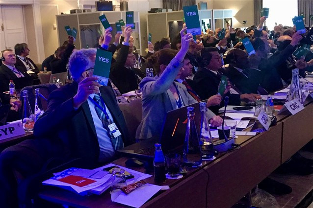 ISSF approve new constitution at Extraordinary General Assembly